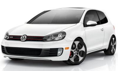 Présentation de la <b>Volkswagen Golf GTI</b>.