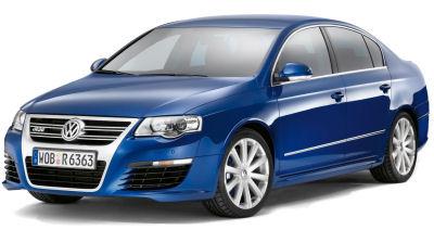 Présentation de la <b>Volkswagen Passat R36</b> de 2007, version sportive de la VW Passat.